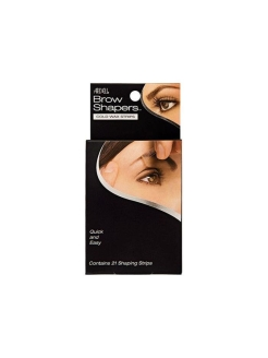 Brow Shapers Cold Wax Strips Полоски с воском для придания формы бровям ARDELL
