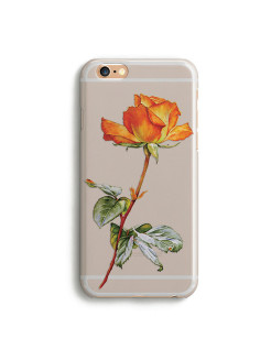 "Чехол ""Flower Power"" (Marie Claire) для iPhone 6/6S Ipapai"