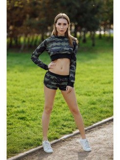 "Шорты ShortsGo ""Military Special Forces"" Bona Fide"