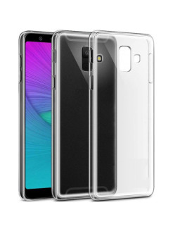 Чехол для Samsung Galaxy A6 (2018) A600FN . Накладка ClearView для самсунг галакси A6 (2018) GOSSO CASES