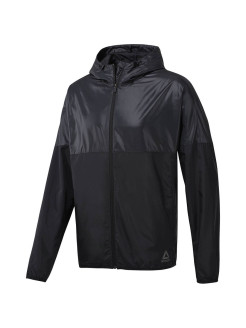 Куртка муж. WOR WV JACKET       BLACK Reebok