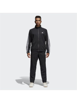 Костюм WV LIGHT TS     BLACK/WHITE Adidas