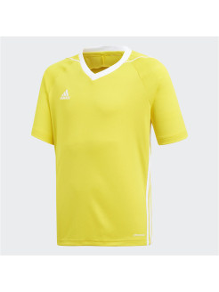 Футболка дет. спорт.TIRO 17 JSY Y       YELLOW/WHITE Adidas