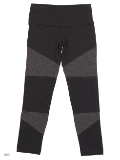 Леггинсы YG ID VFA TIGHT BLACK/DGSOGR/WHITE adidas