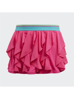 Юбка G FRILLY SKIRT      SHOPNK Adidas