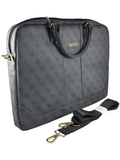 Сумка Uptown Bag PU Grey GUESS