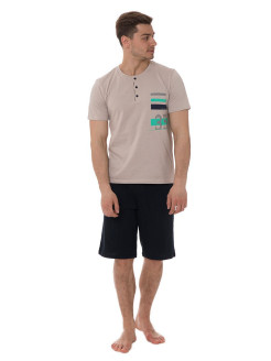 Home suit with pants and shorts SEVIM