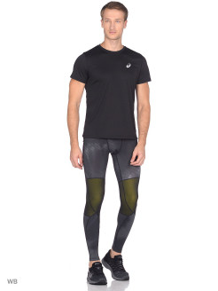 Тайтсы  ASICS BASE LAYER GRAPHIC TIGHT ASICS
