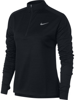 Лонгслив W NK PACER TOP HZ Nike