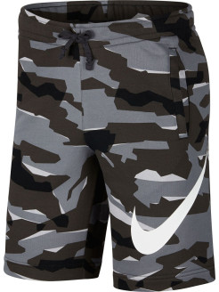 Шорты M NSW CLUB CAMO SHORT FT Nike