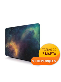 Накладка для Apple Macbook Air 13 | Космос 2 UVOO