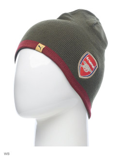 Шапка Arsenal reversible Beanie PUMA