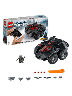 Конструктор LEGO Batman Movie 76112 Бэтмобиль с дистанционным управлением LEGO