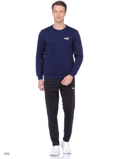 Свитшот Essentials Fleece Crew Sweat PUMA