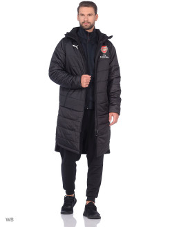 Куртка Arsenal FC BENCH Long Jacket PUMA