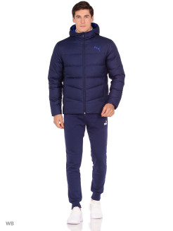 Пуховик ESS 400 DOWN HD JACKET PUMA