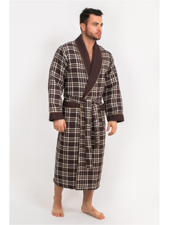 Bathrobe, loops at the sleeves POLENS HOME COLLECTION