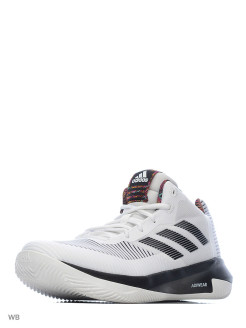Кроссовки  D Rose Lethality    FTWWHT/CBLACK/HIRERE Adidas