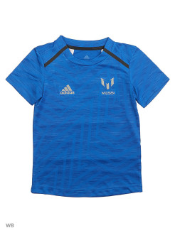 Джерси  YB M ICON JER       BLUE Adidas