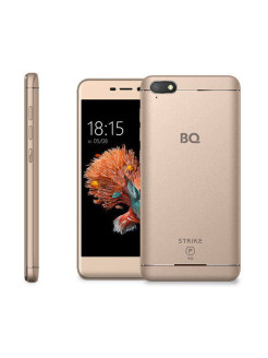 Смартфон 5037 Strike Power: 5'' 1280x720/IPS Snapdragon 210 1Gb/8Gb 13Mp/5Mp 4000mAh BQ.