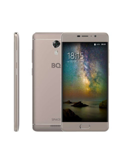 "Смартфон 5201 Space: 5,2"" 1280x720/IPS MT6753 3Gb/32Gb 16Mp/13Mp 4000mAh BQ."