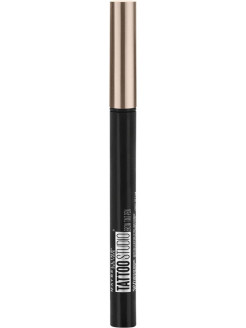 "Лайнер для бровей ""Brow Tattoo Micro Pen"", оттенок 100, Блонд Maybelline New York"