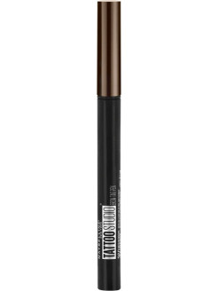 "Лайнер для бровей ""Brow Tattoo Micro Pen"", оттенок 120, Коричневый Maybelline New York"