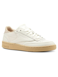 Кроссовки CLUB C 85 CHALK/SAHARA/WHITE Reebok