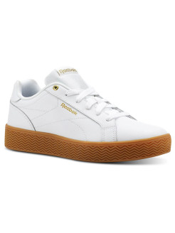 Кроссовки ROYAL COMPLE WHITE/GOLD METALLIC/ Reebok
