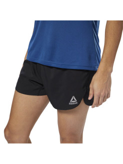 Шорты RE 3 INCH SHORT     BLACK Reebok
