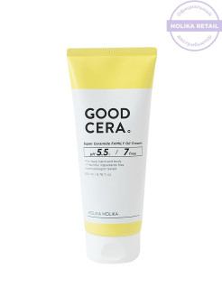 Универсальный крем для лица и тела Good Cera Super Ceramide Family Oil Cream Holika Holika