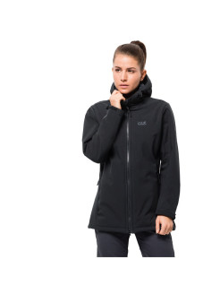 Ветровка ROCK VALLEY LONG JACKET Jack Wolfskin