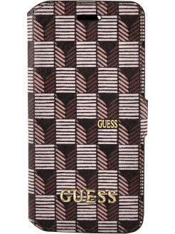Чехол для iPhone 6/6S Jet Set Booktype PU GUESS