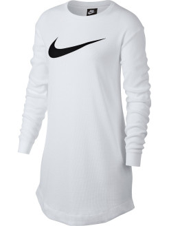 Футболка W NSW SWSH TOP LS XL Nike