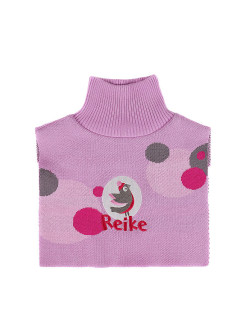 Манишка детская Reike Birds and berries pink REIKE