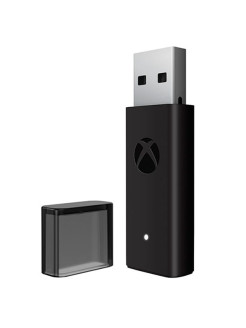 Беспроводной адаптер Xbox One Wireless gamepad PC adapter for Win10 Microsoft