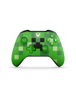 Xbox One WLC with 3,5 mm and BT - MINECRAFT CREEPER Microsoft