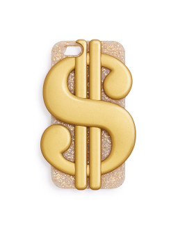 "Чехол для iPhone 7 ""Cash Money"" ban.do"