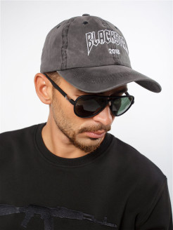 Кепка ROCK Black Star Wear