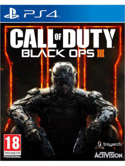 Call of Duty: Black Ops III [PS4, русская версия] Activision