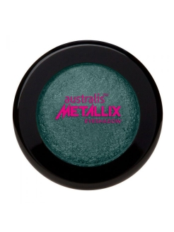 Тени Metallix Eyeshadow - Green Daze Australis Cosmetics