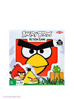 "Игра  ""Angry Birds"" Tactic Games"