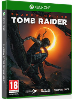 Shadow of the Tomb Raider [Xbox One, русская версия] Square Enix
