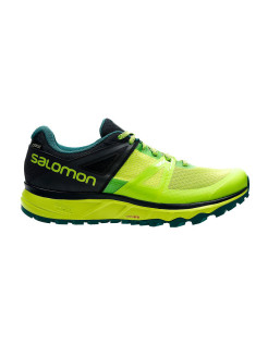 Кроссовки SHOES TRAILSTER GTX Acid Lime/Gy/Hydro. SALOMON
