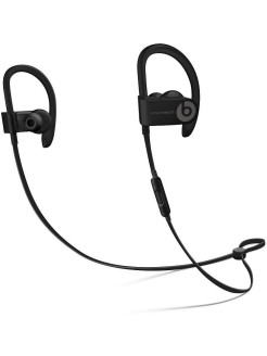 Наушники Powerbeats3 Wireless Earphones - Black Beats