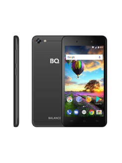 Смартфон 5206L Balance: 5,2'' 1280x720/IPS MT6737V 2Gb/16Gb 13Mp/8Mp 5000mAh BQ.