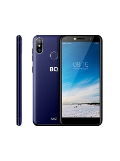 Смартфон 5515L Fast: 5,5'' 960x540/IPS MT6739 2Gb/16Gb 8+0,3Mp/2Mp 2500mAh BQ.