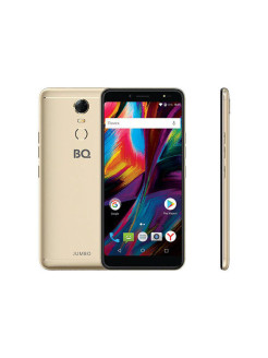 Смартфон 6001L Jumbo: 6'' 1440x720/IPS MT6739 2Gb/16Gb 13Mp/8Mp 3900mAh BQ.