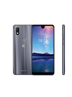 Смартфон 6015L Universe:6 '' 1528x720/IPS Snapdragon 435 3Gb/32gb 13Mp/16Mp 3000mAh BQ.