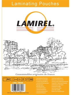 Lamination Film Lamirel